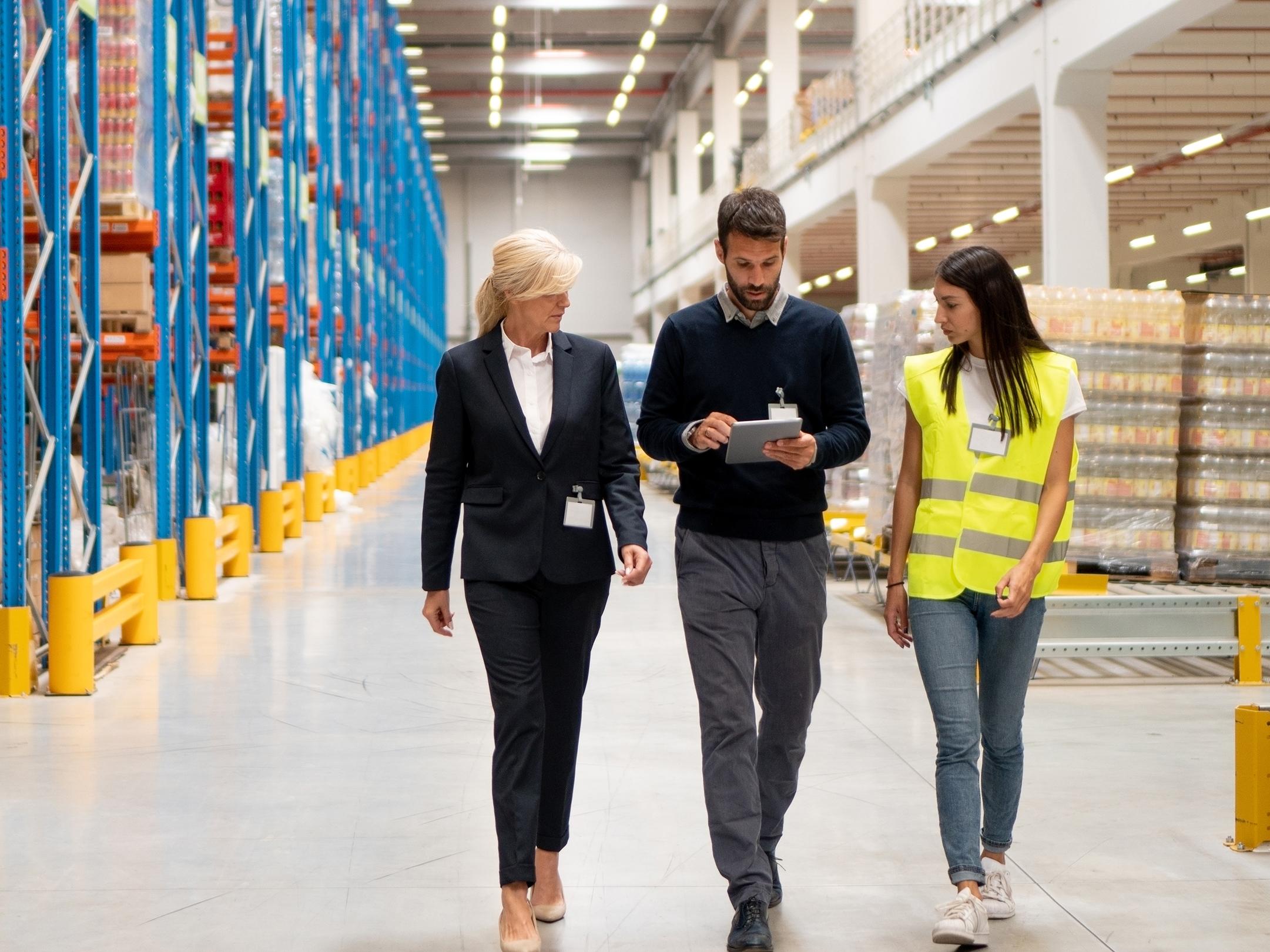 Anforderungsanalyse im Unternehmen mit Management und HR